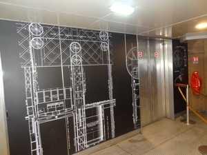 La llegada de los ascensores