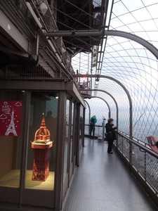 El balcón del 3er piso