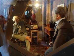 Modelo de Gustave Eiffel y Thomas Edison