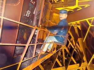 El maniquí de los ascensores