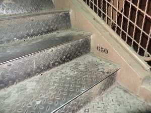 Número de pasos