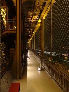 Una de las galerías del 1er piso