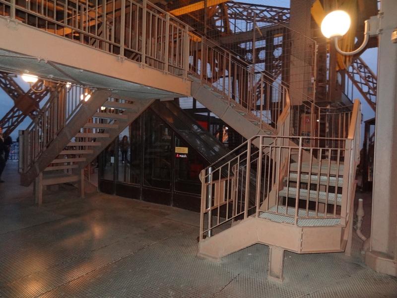 La escalera tecnica