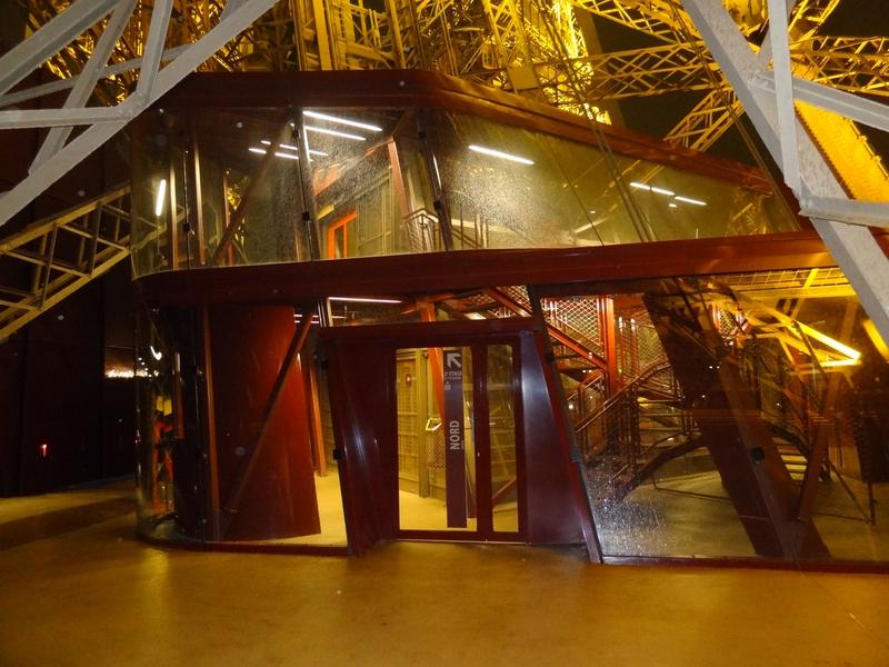Estación de elevador norte