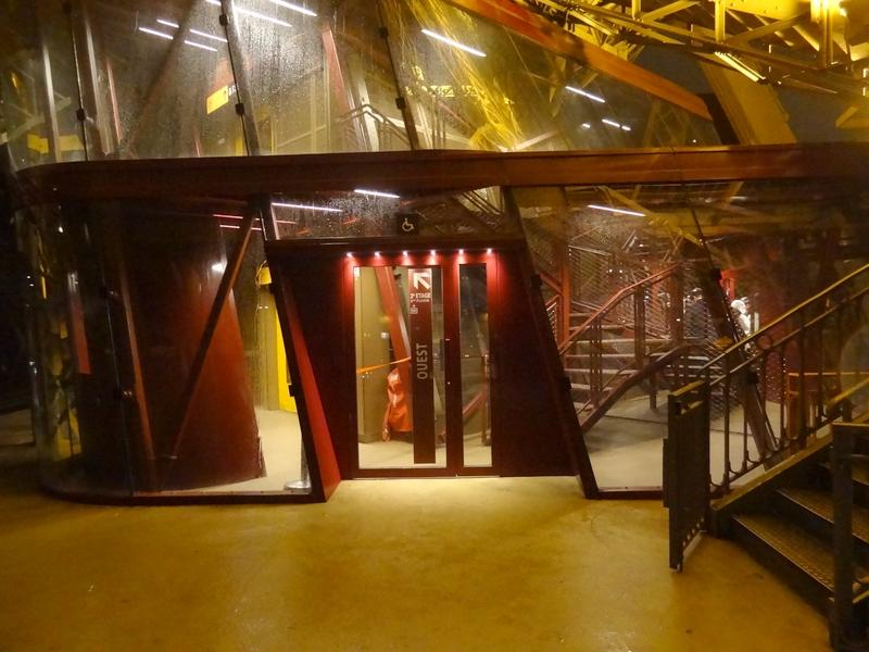 Estación del elevador oeste