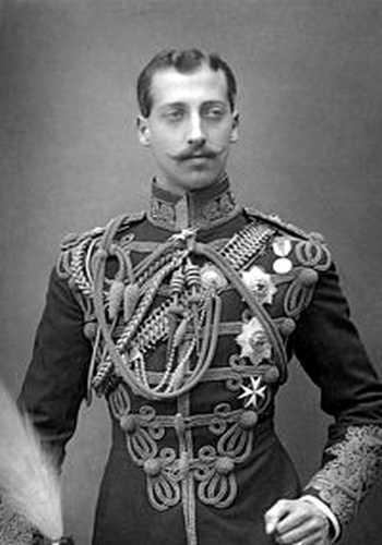 Príncipe Alberto Víctor de Gales