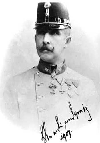 Archiduque Charles Fernando de Austria