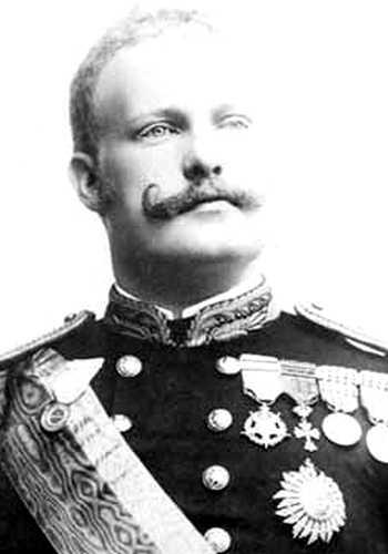 El rey de Portugal Carlos 1