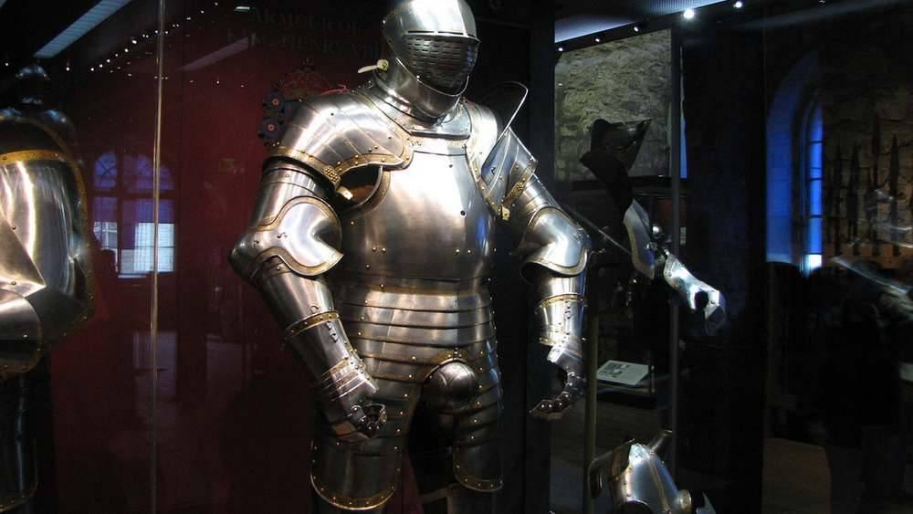 La armadura de Enrique VIII