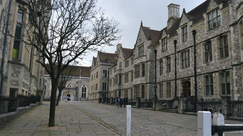 Castillo de Winchester