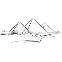 Pyramidos de Egypto