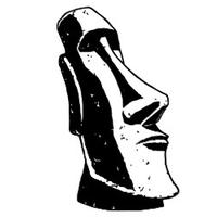 Statues de l'île de Paques